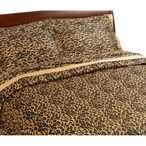 Cheap Leopard Print Comforter