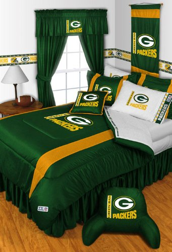 Packers Queen Bedding