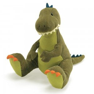 cute plush dinosaur