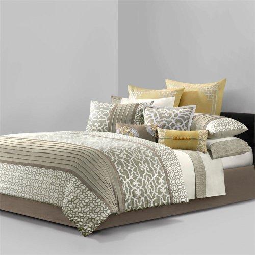 Natori Fretwork Comforter Set