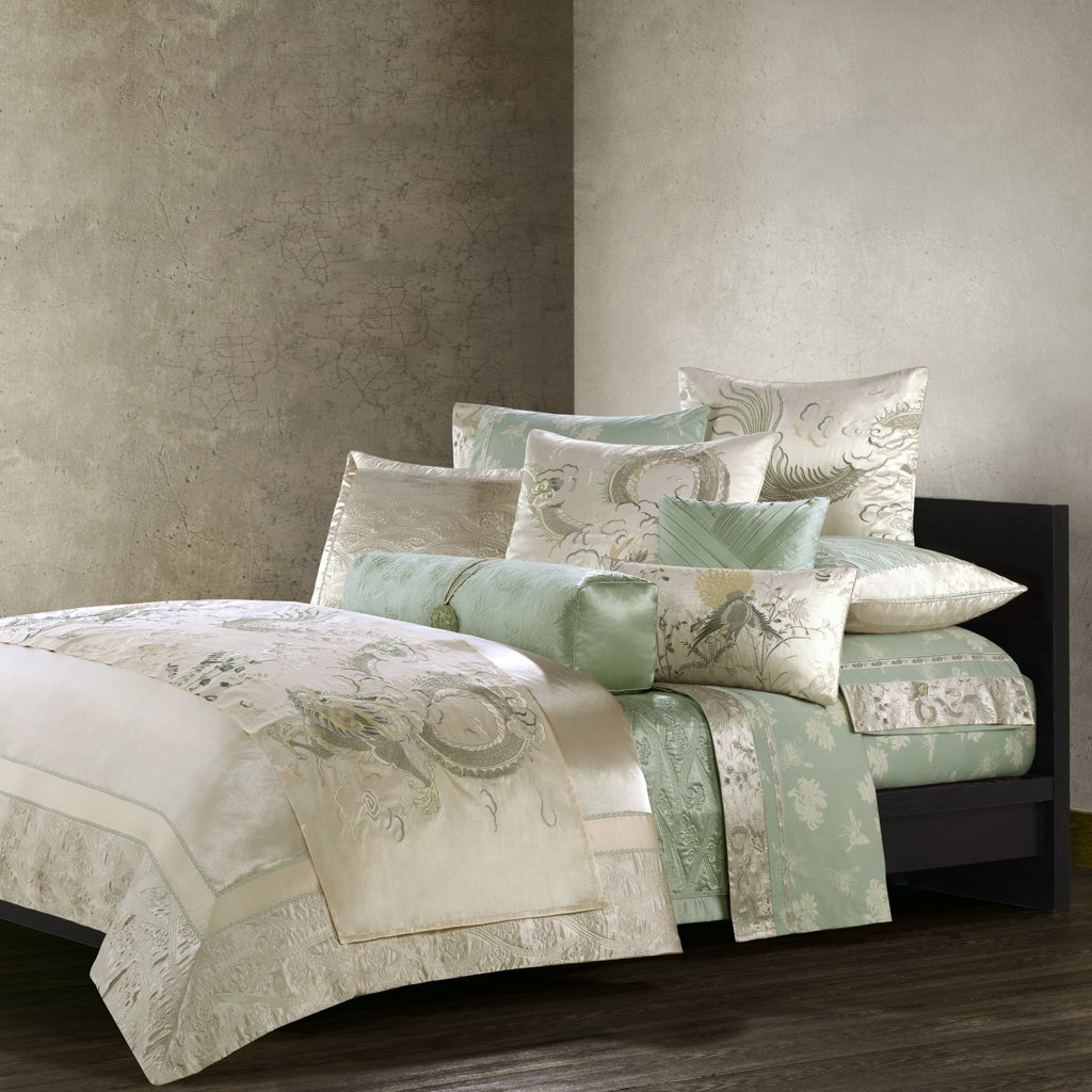 peaceful Natori bedding