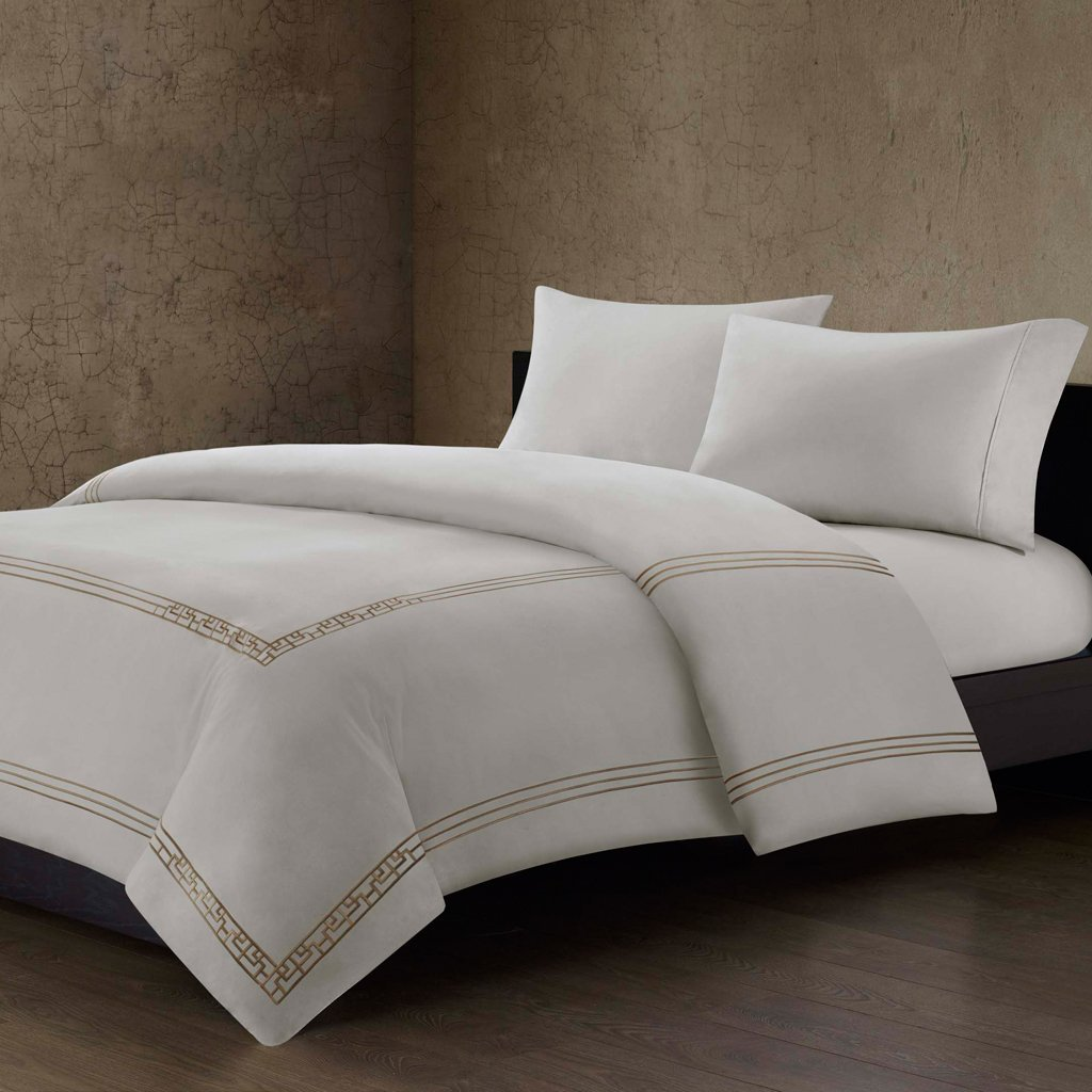 natori white bedding