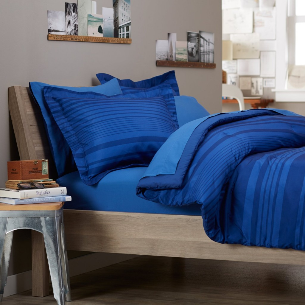 royal blue and black bedding viewing gallery