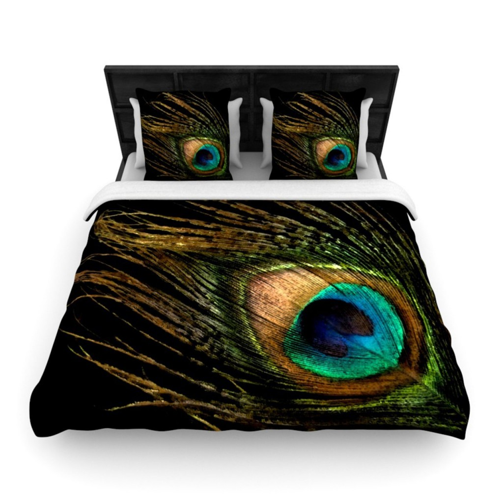 Superior Peacock Bedding