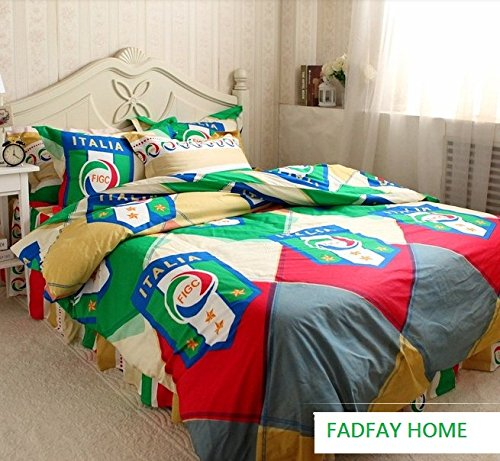 Soccer Bedding Set