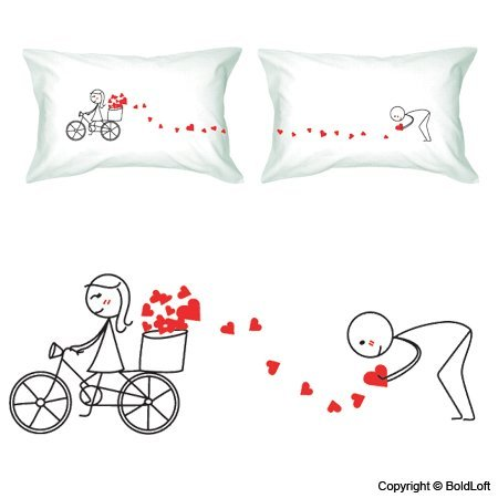 Adorable Couple Pillowcases