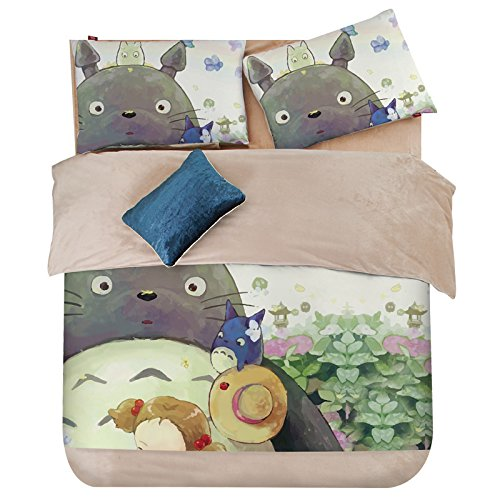 Totoro bedding sets for sale