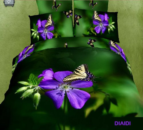 Gorgeous Butterfly Bedding