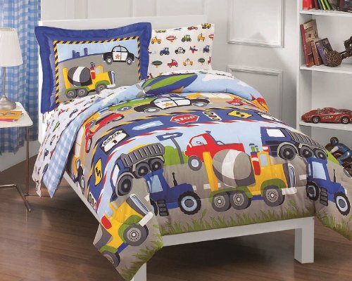 FUN Comforters and Bedding Sets for BOYS