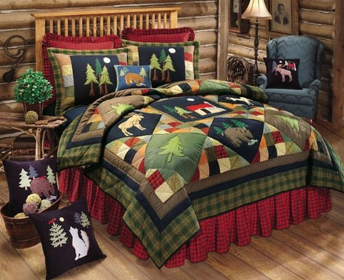 Stunning Country Quilt Set