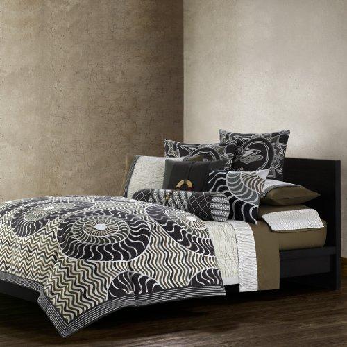 Stunning King Size Natori Duvet Cover