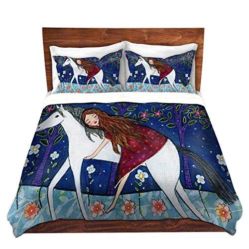Stunning Horse Dreamer Duvet Cover Set