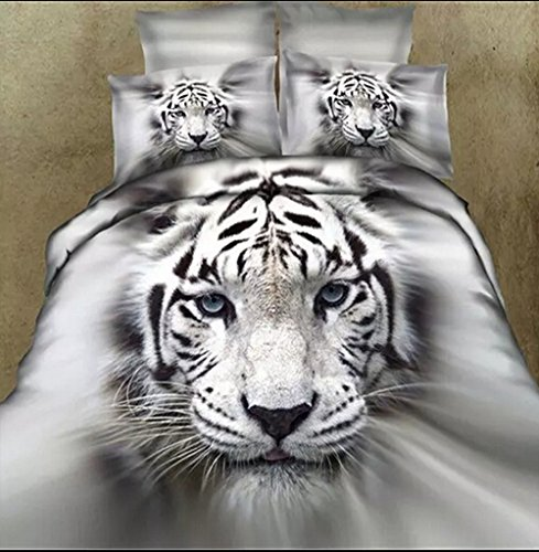 Amazing Tiger Bedding