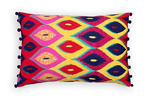 Colorful Bohemian Style Pillow Cover