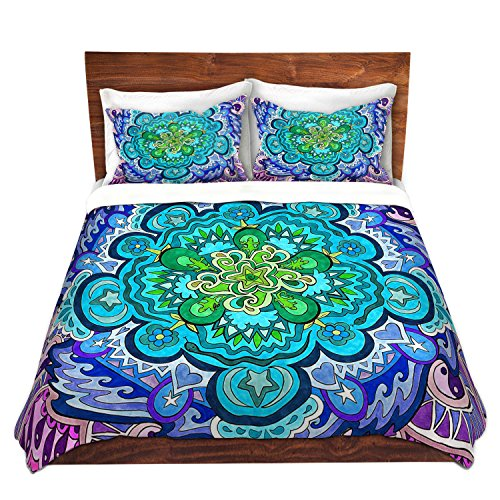 Colorful Mandala Print Bedding Sets