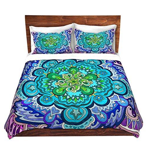 Colorful Mandala Print Bedding Sets