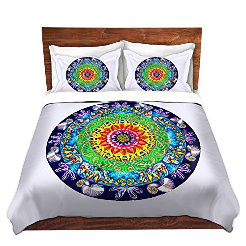 Beautiful Samsara Mandala Bedding Set