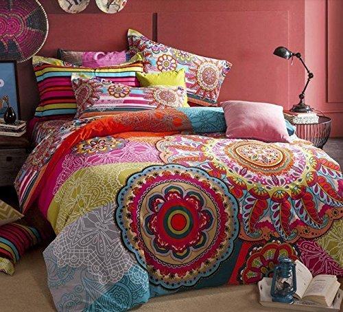 10 Gorgeous Bohemian Style Bedding Sets