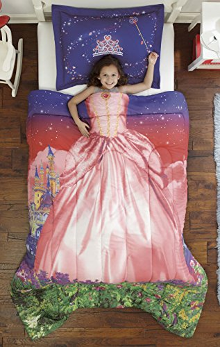 Cute Princess Creative Bedding Set for Girls