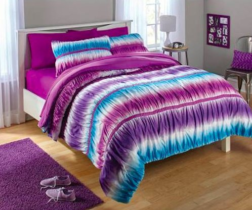 Gorgeous Tie Dye Comforters and Bedding Sets for a ...