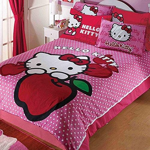 Hello Kitty Cute Duvet Set