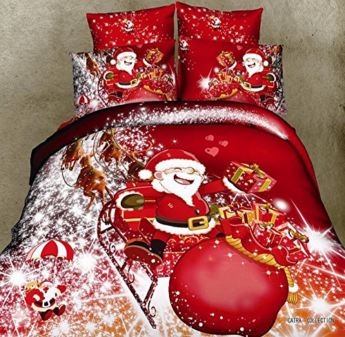 Fun Christmas Bedding Sets