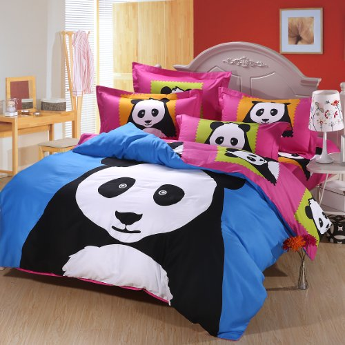 Panda Bedding Set for Girls