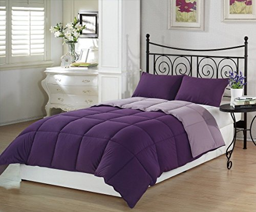 Beautiful Lilac Comforter Set