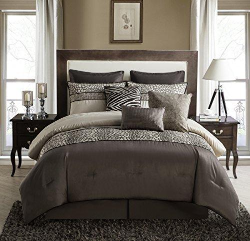 Victoria Classics Very Elegant 9-Piece Comforter Set