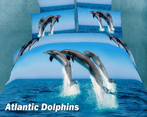 dolphin themed bedding