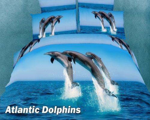 dolphin themed bedding
