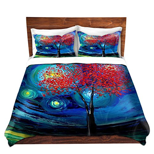 Story of the Tree Duvet Cover