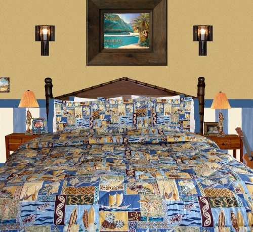 Cool Surf Bedding