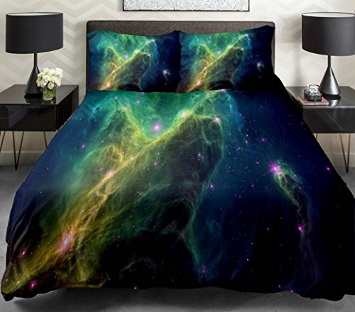 Milky Way Galaxy Bedding Set