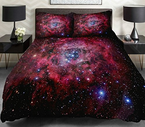 Coolest Galaxy Quilt Cover Sets for Sale