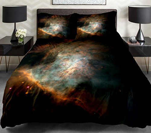 Mysterious Galaxy Bedding Set