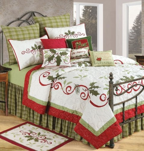 Gorgeous Holiday Quilt