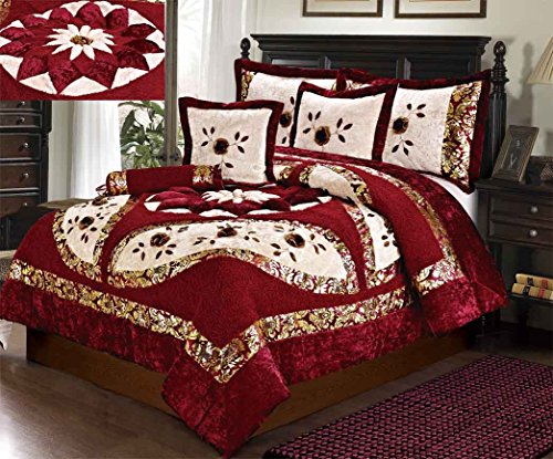 Beautiful Holiday Comforter Set