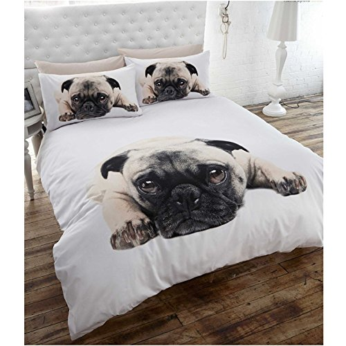 Pug Dog Cute Bedding