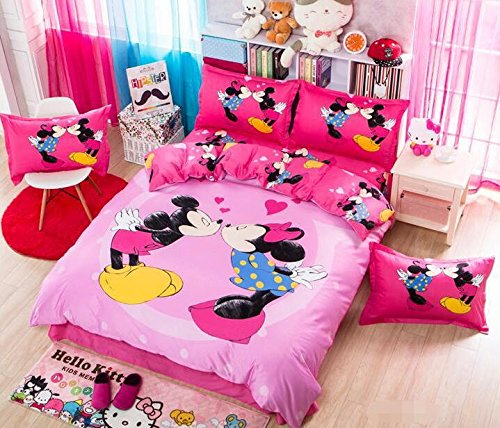 Cutest Mickey Mouse Bedding For Kids And Adults Too