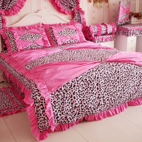 Cute Pink Comforters For Teen Girls And Girly Ladies