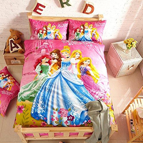 disney princess bedding set