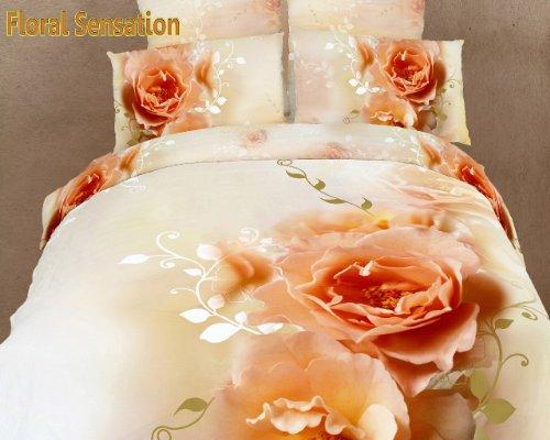 Beautiful Floral Duvet Cover