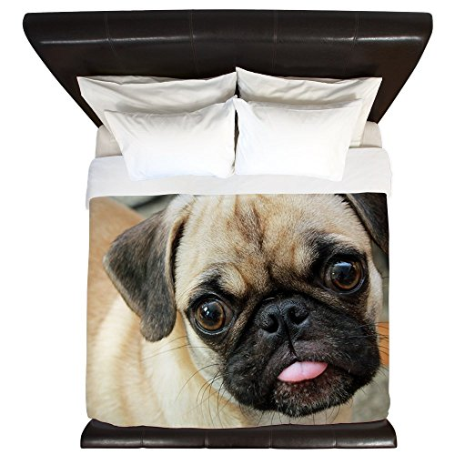 Dog Side My Side Duvet Set