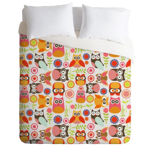 Owls Duvet Cover