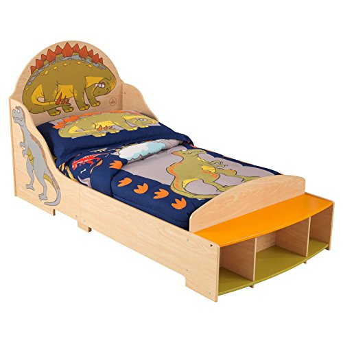 Dinosaur Toddler Bed