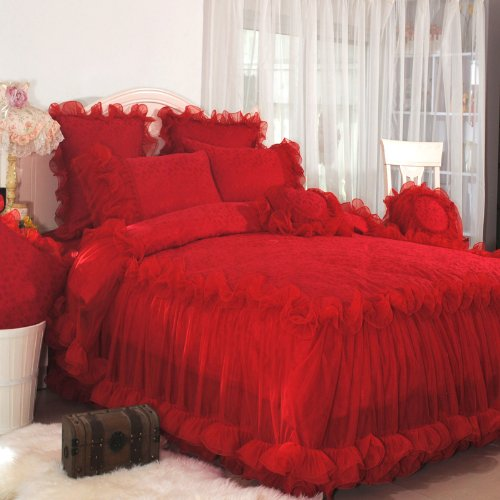 The most beautiful romantic bedding sets for couples or dreamy ladies for Beautiful bedroom comforter sets