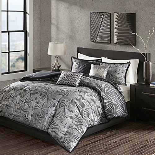 silver comforter sets