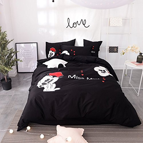 cute mickey mouse bedding set