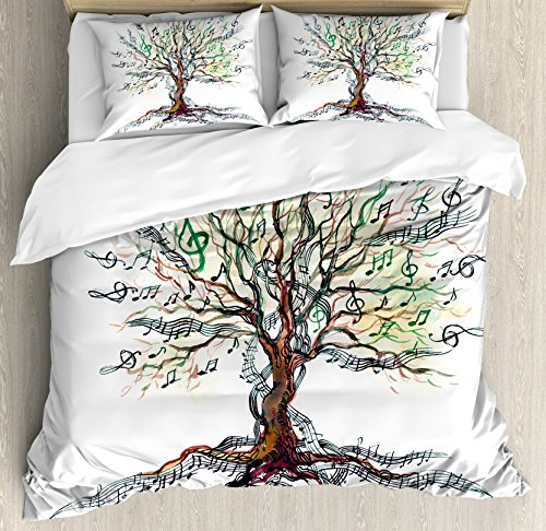 tree design bedding